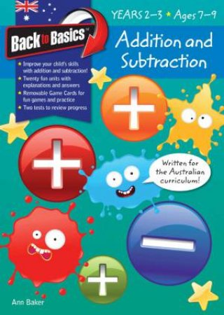 Back to Basics - Addition and Subtraction Years 2–3