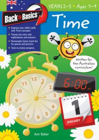 Back to Basics - Time Years 2–3