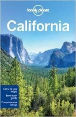 Lonely Planet: California - 7th Ed