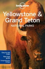 Lonely Planet Yellowstone And Grand Teton National Parks  4th Ed