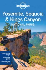 Lonely Planet Yosemite Sequoia  Kings Canyon National Parks  4th Ed