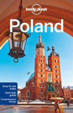 Lonely Planet Poland  8th Ed