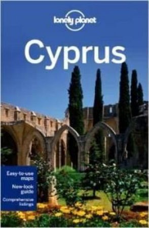 Lonely Planet: Cyprus - 6th Ed