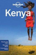 Lonely Planet: Kenya - 9th Ed by Anthony Ham & Stuart Butler & Kate Thomas