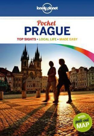 Lonely Planet Pocket: Prague - 4th Ed