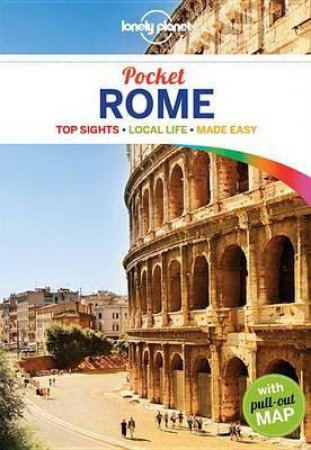Lonely Planet Pocket: Rome - 4th Ed