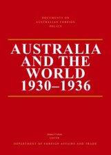 Australia And The World 19301936