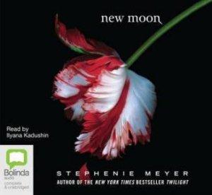 New Moon by Stephenie Meyer & Ilyana Kadushin