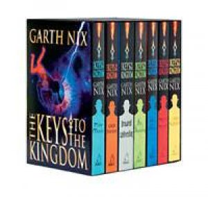 Complete Keys to the Kingdom (boxed set)