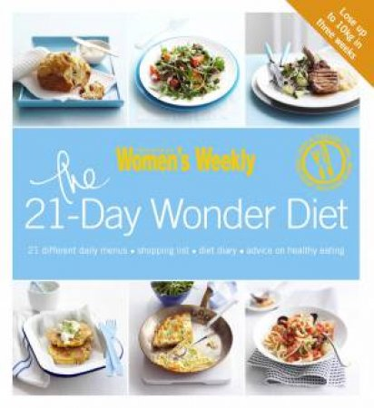 AWW 21 Day Wonder Diet by Various