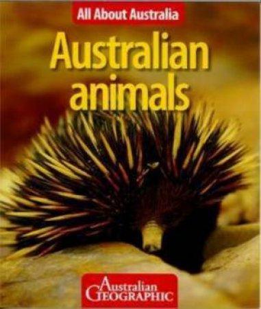 All About Australia: Animals