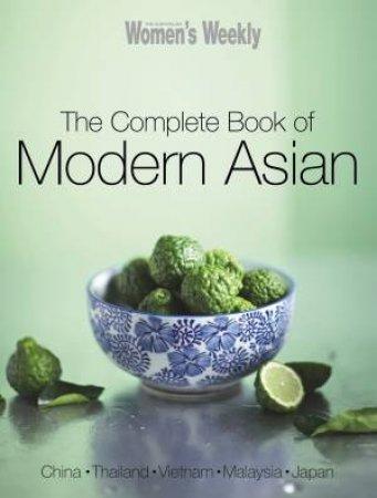AWW Complete Book Of Modern Asian by Australian Women's Weekly