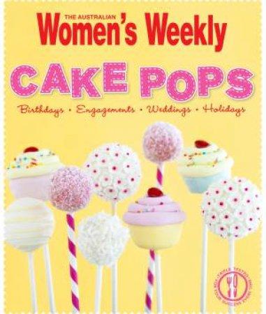 AWW Cake Pops