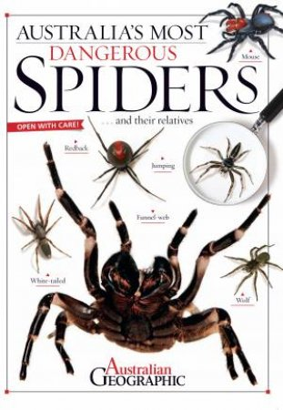 Australia's Most Dangerous Spiders by Kathy Riley