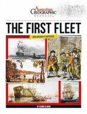 Australian Geographic History The First Fleet