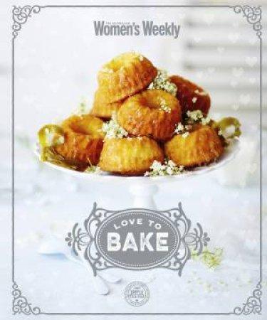 AWW: Love to Bake