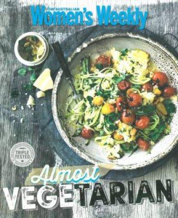 AWW: Almost Vegetarian