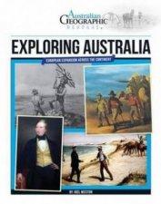 Australian Geographic History Exploring Australia