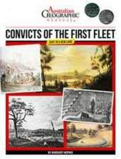 Australian Geographic History Convicts Of The First Fleet