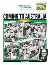 Australian Geographic History Coming To Australia