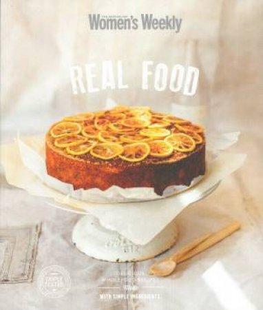 AWW: Real Food