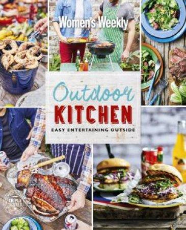 AWW: Outdoor Kitchen: Easy Entertaining Outside