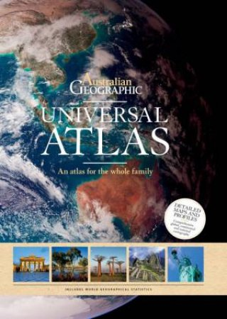 Universal Atlas: An Atlas For The Whole Family by Various