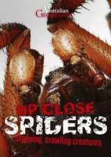 Up Close Spiders by Various