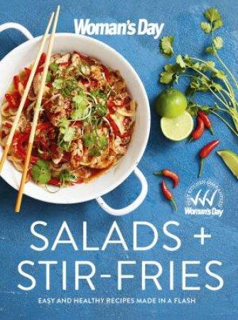 Salads + Stir Fries