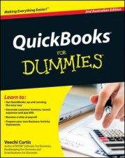 QuickBooks for Dummies 2nd Australian Edition