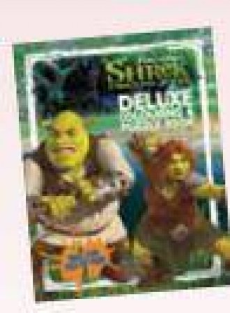 Shrek Forever After: Deluxe Colouring Book by Various