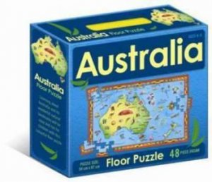 Australia Floor Puzzle by Various