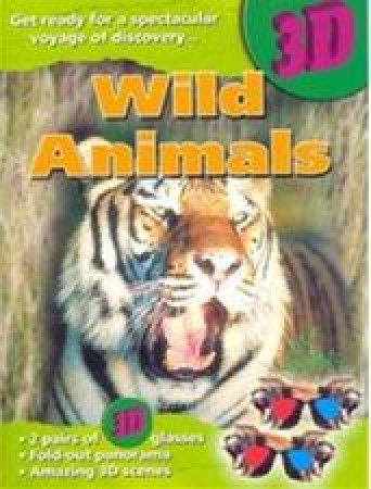 3D Wild Animals by Various