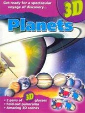 3D Planets by Various