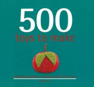 500 Toys to Make by Nguyen Le