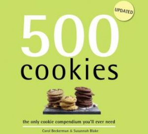 500 Cookies (Updated Edition) by Philippa Vanstone