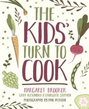 The Kids Turn to Cook by Margaret Brooker