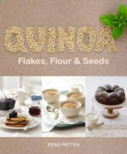 Quinoa Flakes Flour And Seeds