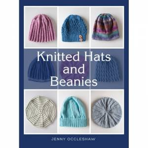 Knitted Hats And Beannies by Jenny Occleshaw