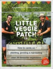 Little Veggie Patch Deck of Cards