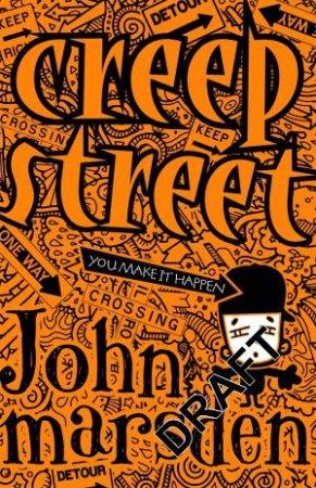 Creep Street by John Marsden
