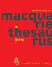 Macquarie Little Thesaurus (PVC) by Various