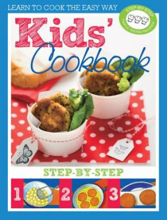 Kids Cookbook by Various