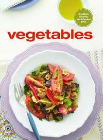 Chunky Cookbook: Vegetables