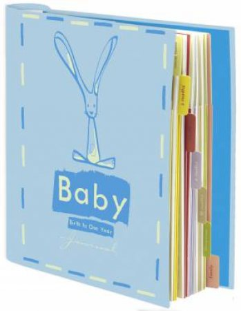Baby Journal: Blue