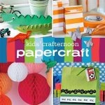 Kid's Crafternoon: Papercraft by Kathreen Ricketson