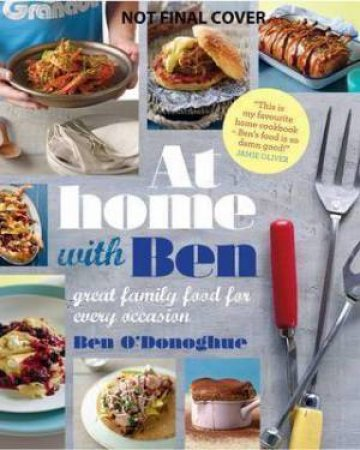 At Home With Ben by Ben O'Donoghue