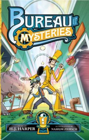 Bureau of Mysteries by H.J. Harper