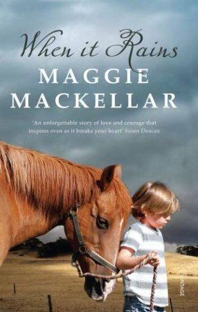 When It Rains: A Memoir by Maggie MacKellar