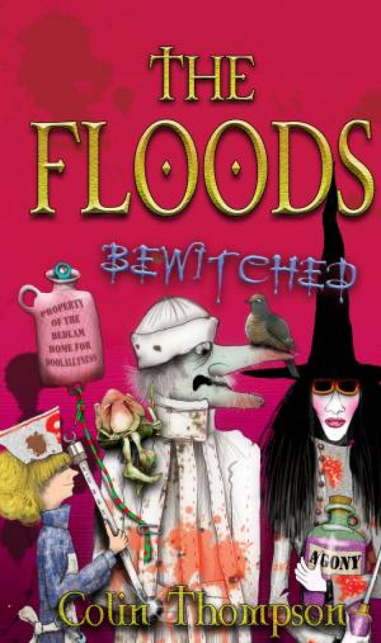 Floods-12-Bewitched-by-Colin-Thompson-Paperback